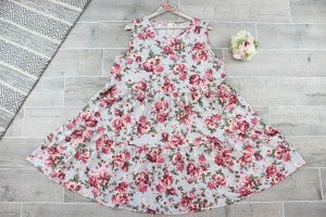 Oh Thats Pretty Floral Dress