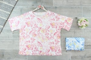 Flower Blossom Top