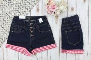Perfect Picnic Judy Blue Shorts