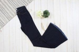 Judy Blue Dark Wash Super Flare Jean