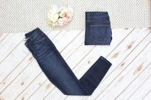 Judy Blue Skinny Rayon Jean