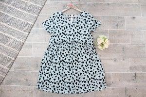 Cheetahlicious Dress with Pockets