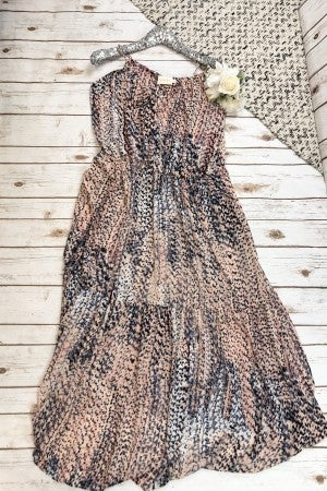 Get Your Cheetah On Maxi