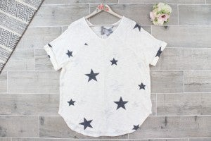 Catching Stars - Knit Top