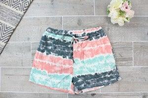 Cool Mint Lounge Shorts