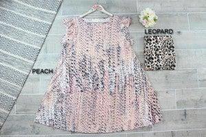 Soft Princess Seam Dress
