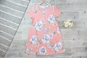 Comfy Crisscross Dress with Pockets