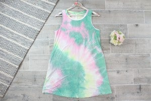 Tie Dying To See You Dress