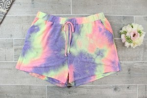 Don't Hate Meditate - Lounge Shorts