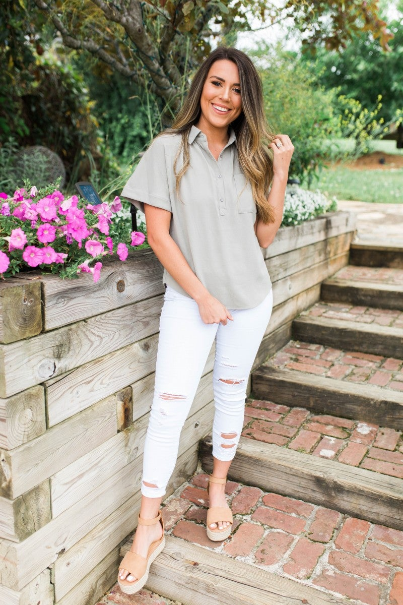 Trendy in Tennessee Top