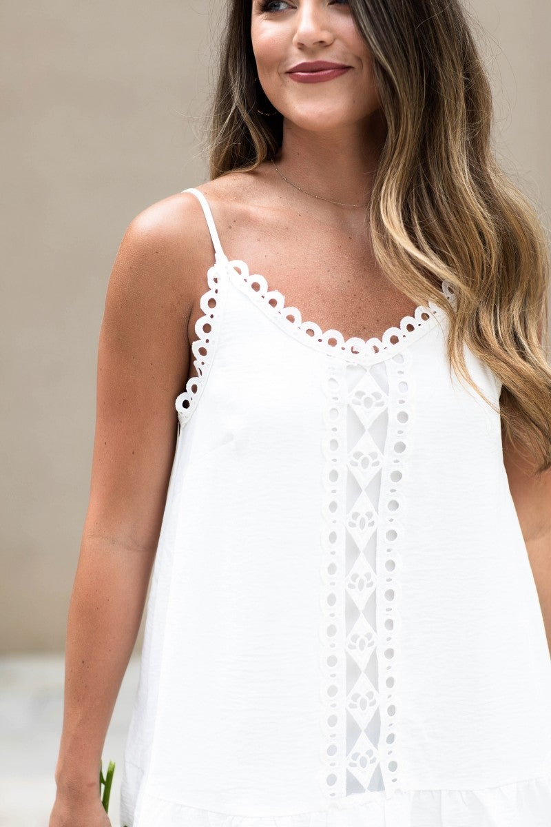 Beauty in the Details Dress