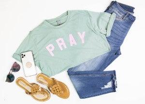 Pray Tee
