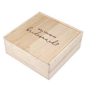 Bridesmaid  Proposal Box *Final Sale*