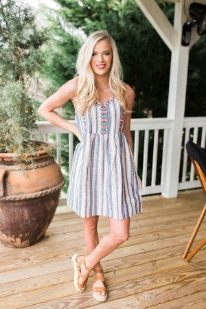 Poolside Party Dress