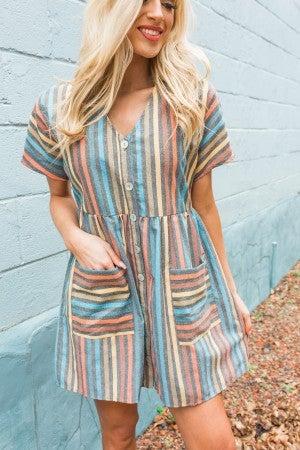 Color Me Spring Dress