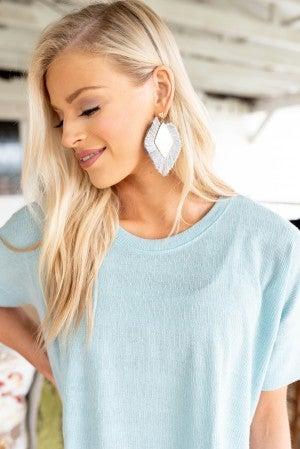 So Fab Tassel Earrings