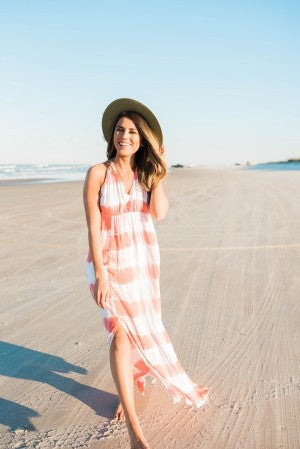 Seaside Embrace Dress