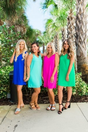 Colors of Spring Dress