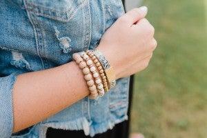Sunshine & Safari Bracelet Stack *Final Sale*