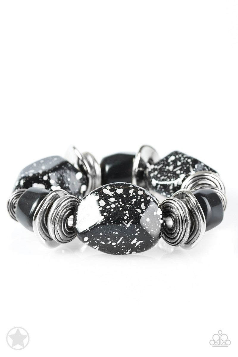 Glaze Of Glory - Black Blockbuster Bracelet