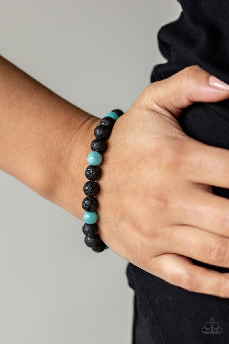 All Zen - Blue Urban Bracelet