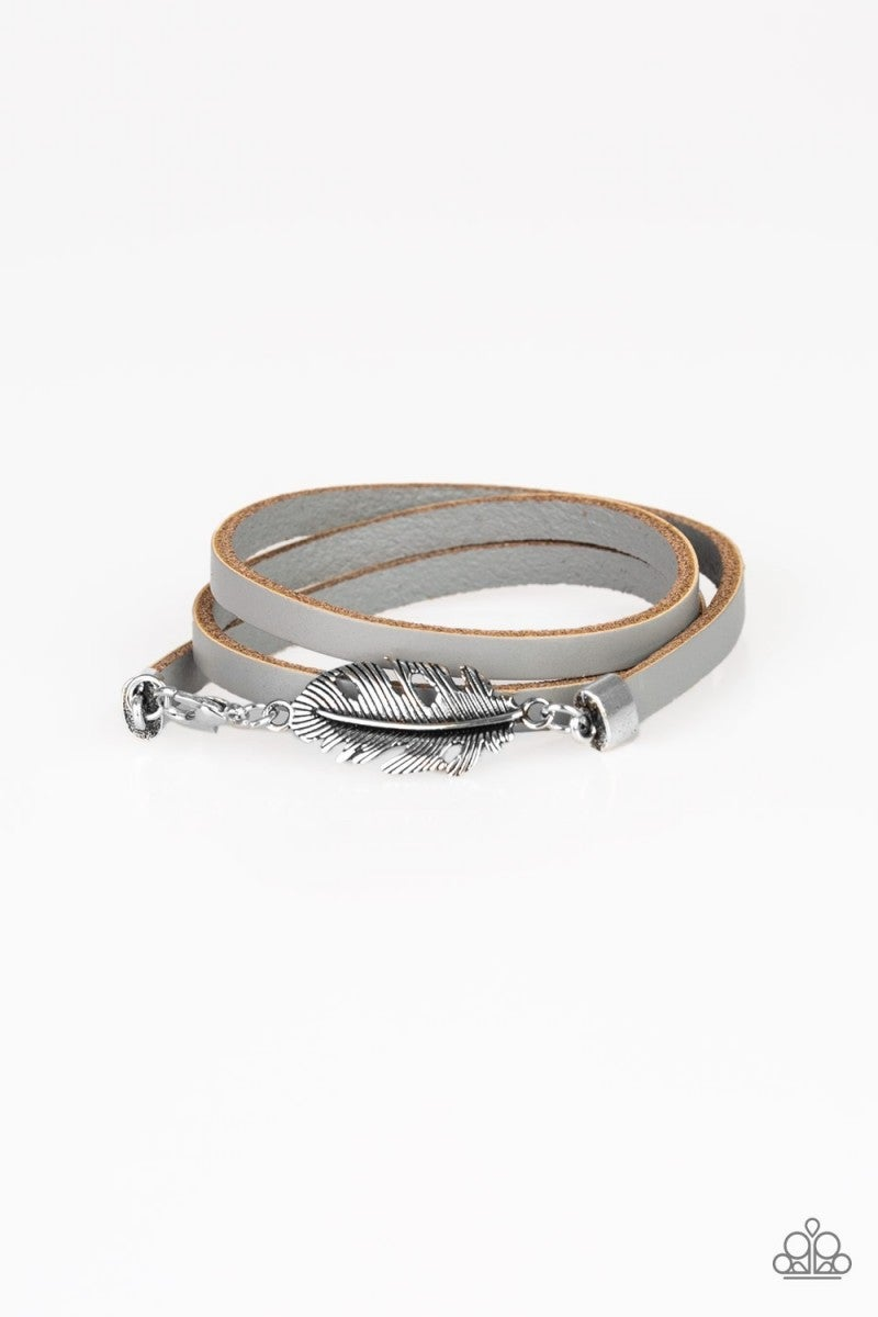 High Spirits - Silver Urban Bracelet