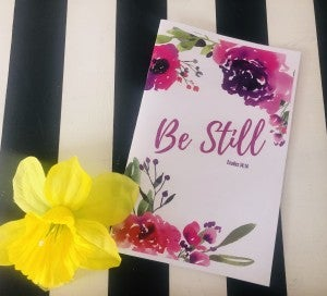 Be Still Devotional (FREE)