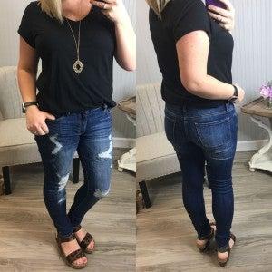 SA Ripped Jeans