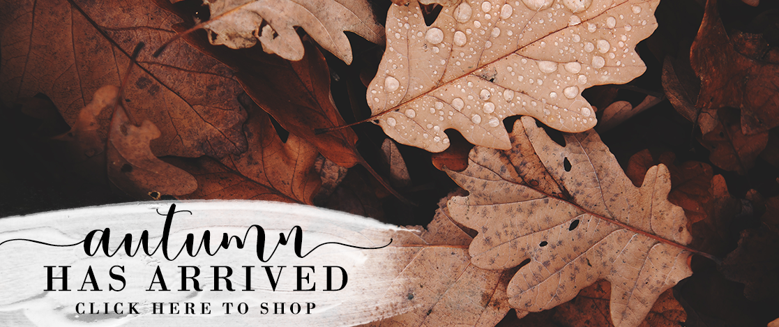 SHOP OUR SEASONAL DECOR