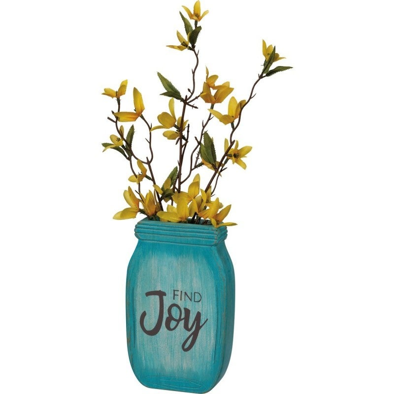 Find Joy Jar Wall Decor