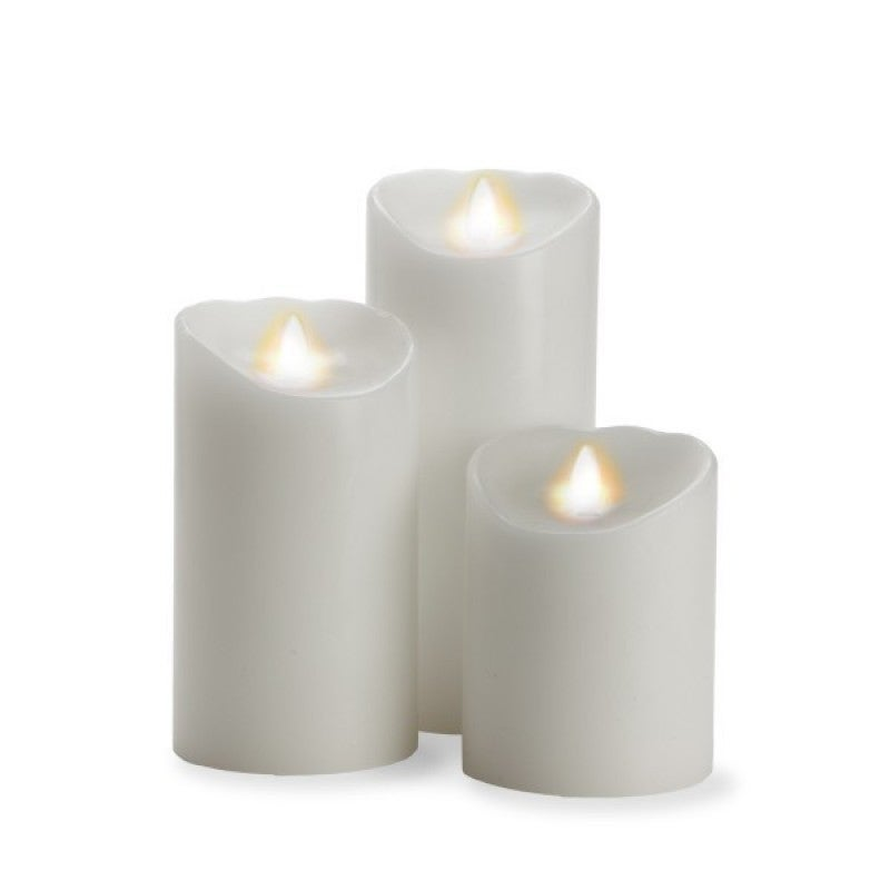 "Flameless Candle  (4"", 5"",  6"")"