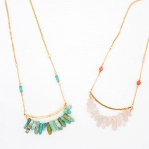 Journey to New You Necklace