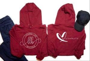 #styled by LLB hoodie