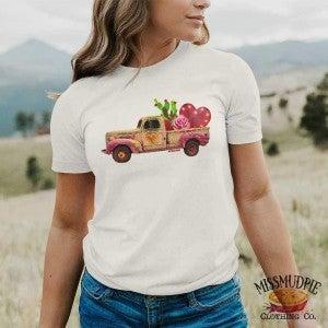 Valentine Truck Tee *Final Sale*