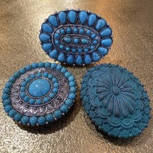 Turquoise Pop Socket
