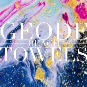 Geod Beach Towels