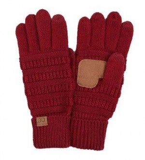 Give Me All Your Loves Smart-Tip Gloves