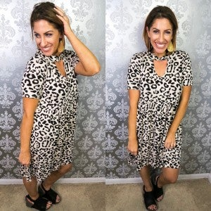 She's a Cheetah Dress