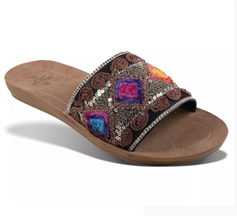 Madison Boho Multi Slide