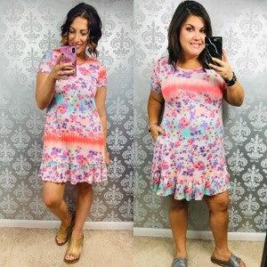 Pretty in Pastels Dress