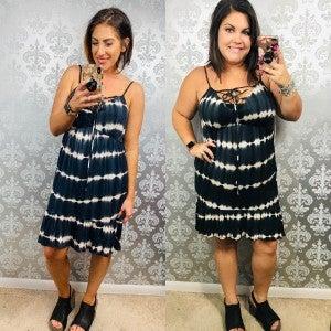 Vacay Ready Tie Dye Dress