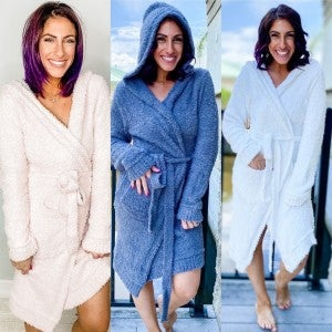 Latest Obsession Robe