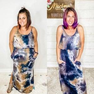 Ride or Dye Dress
