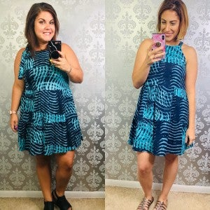Oceans of Love Dress