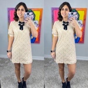 Lovely In Lace Dress