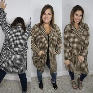 Uptown Girl Coat
