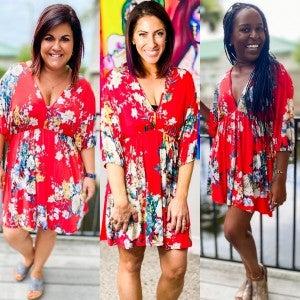 Summer Camp Crush Dress