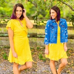 Hello Sunshine Dress
