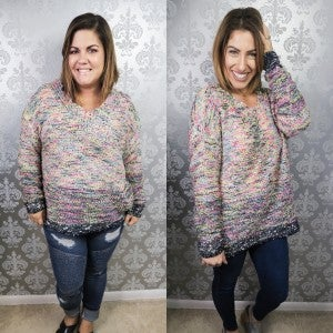 Color Your World Sweater