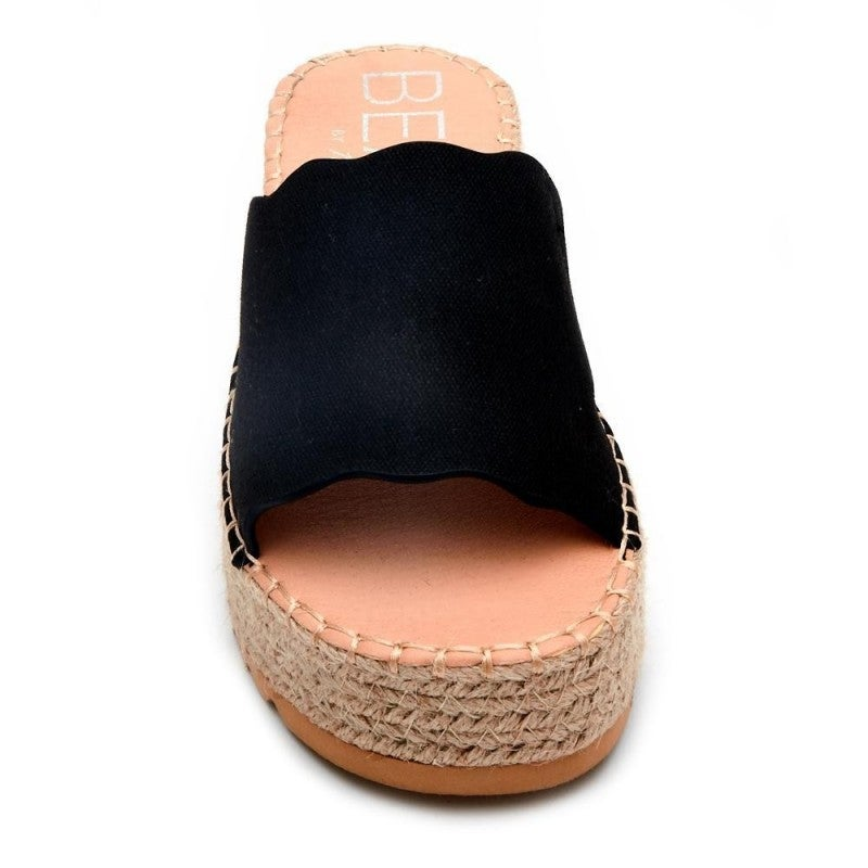 Palm Black sandal *Final Sale*